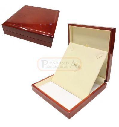 Кутия за бижута от дърво RD 15160 Ch