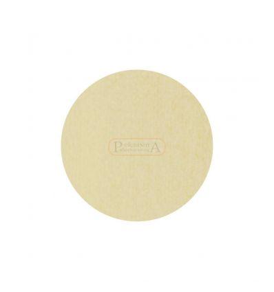 Метал за сублимация злато гланц диам. 25мм
