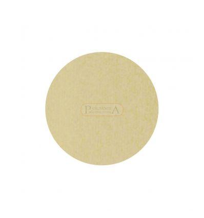 Метал за сублимация злато мат диам. 25мм
