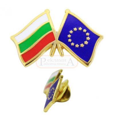 Значка България - ЕС