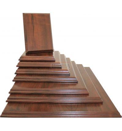 Дървен плакет WCC