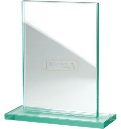 Плакет от стъкло W513