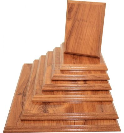Дървен плакет WLW