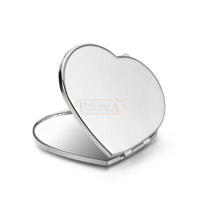Сублимационно огледало, сърце