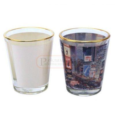 Чаша за шот за сублимация